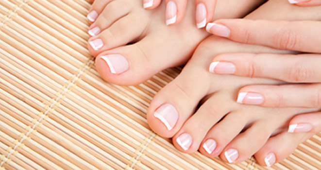 manicure pedicure gel polish